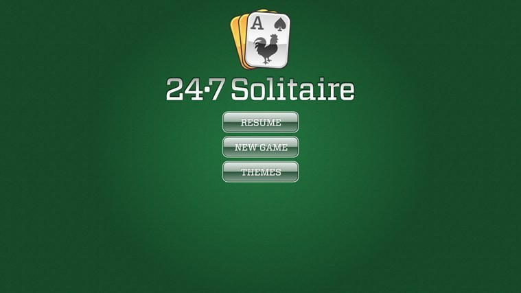 24-7 Solitaire 1.0