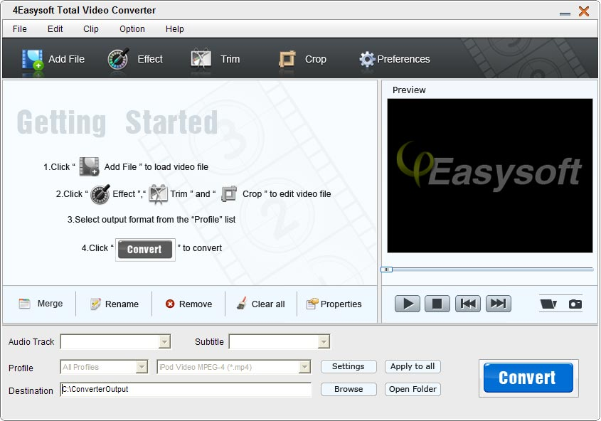 4Easysoft Total Video Converter 4.1.28