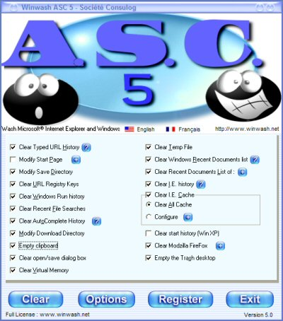 A.S.C : Protect your privacy 5.5