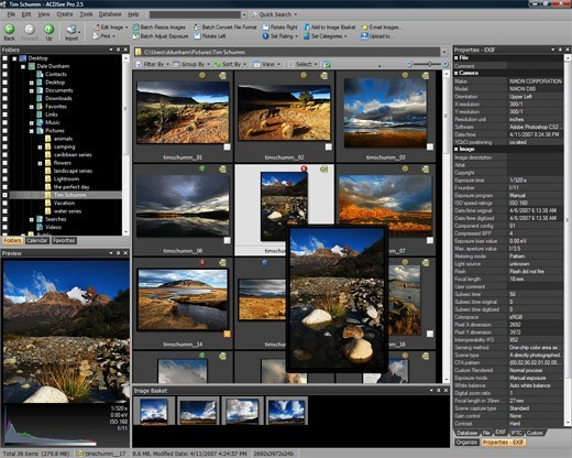 ACDSee Pro Photo Manager 2.5.335