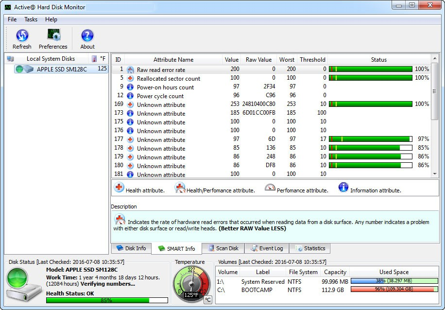 Active@ Hard Disk Monitor 5.0.4