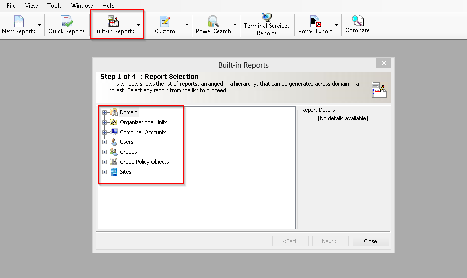 Admin Report Kit for Active Directory (ARKAD) 8.5