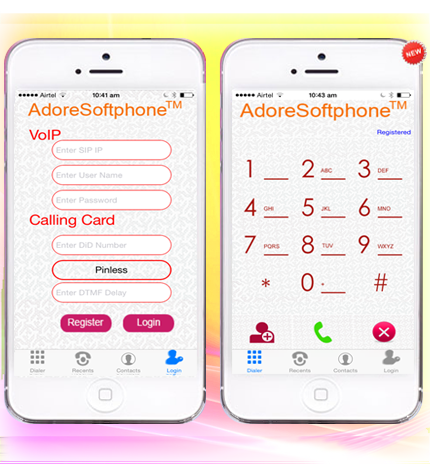 Adore TwinDialer 1.0
