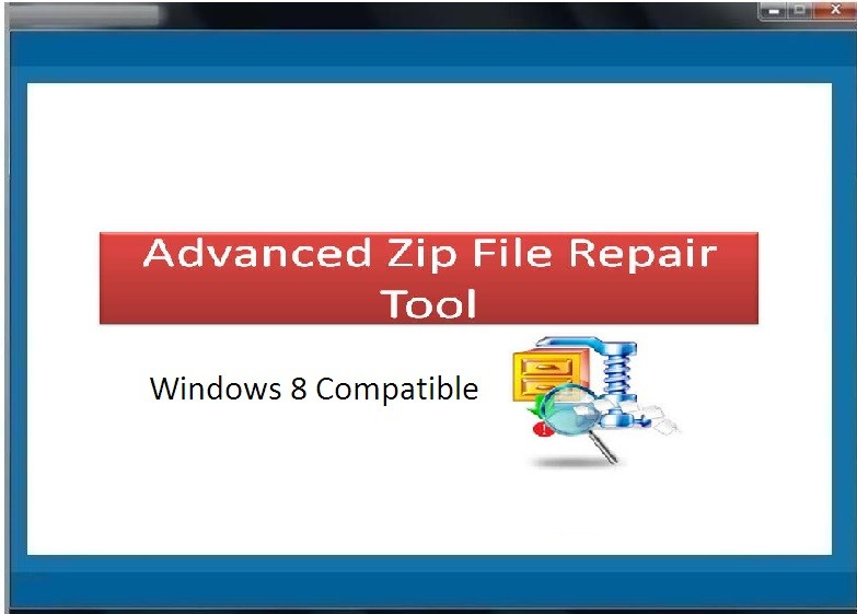 Advanced Zip File Repair Tool 2.0.0.21