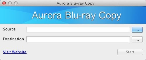 Aurora Blu-ray Copy for Mac 1.0.0