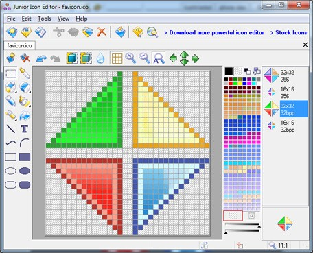 Best Free Icon Editor 4.21