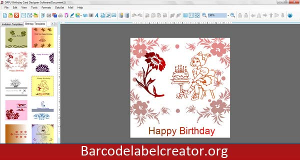 Birthday Card Creator 8.2.0.1