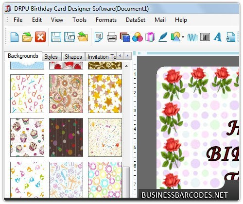 Birthday Greeting Cards Maker 8.2.0.1