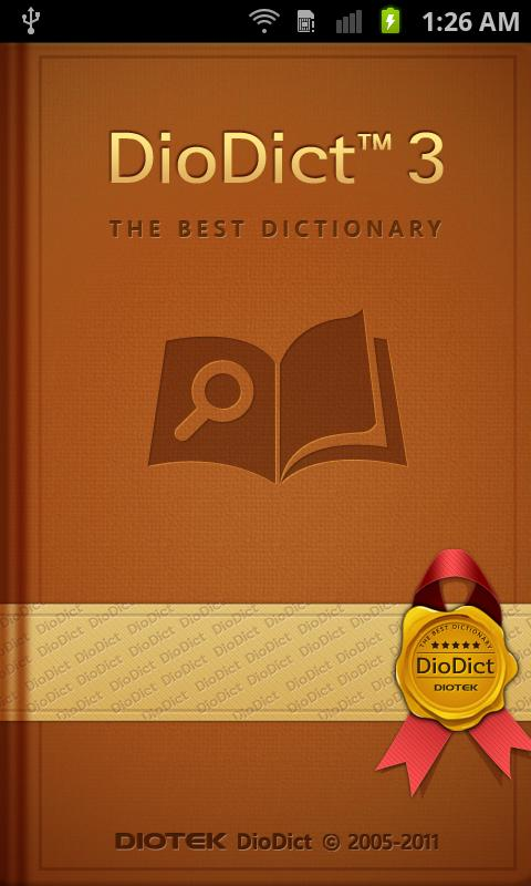 Chinese-English Dictionary 1.2.1