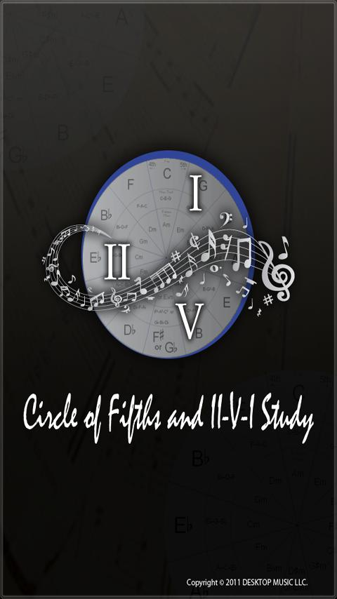 Circle of Fifths/Two Five One 1.0