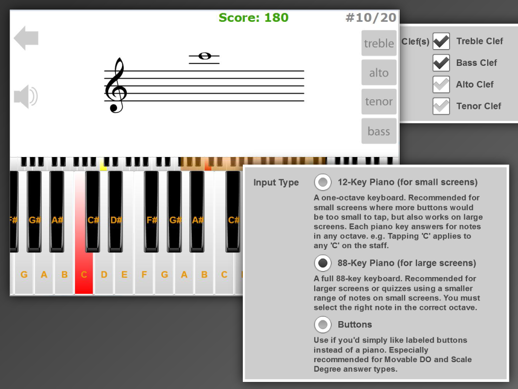 ClefTutor - Music Notes Game 2.0.4