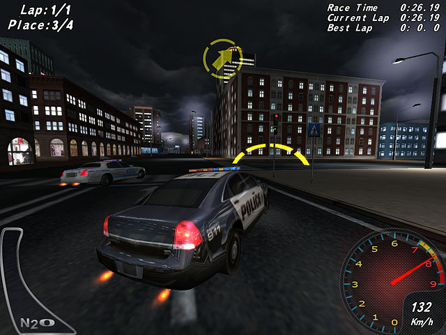 Crazy Police Racers 1.89