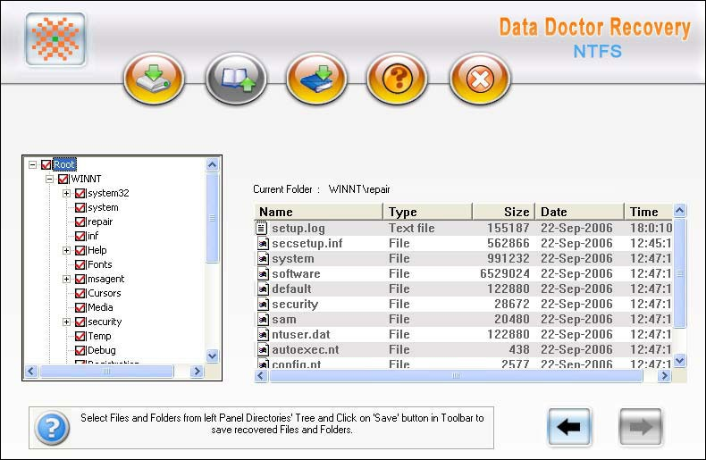 Data Recovery Doctor 2.0.1.5