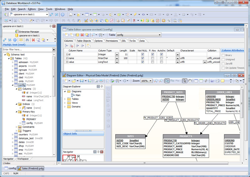 Database Workbench Pro 5.7.0