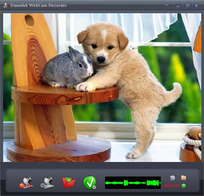 DawnArk WebCam Recorder 4.0.13.0724