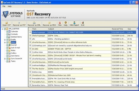 Download Free OST to PST Software 3.3