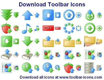 Download Toolbar Icons 2013.1