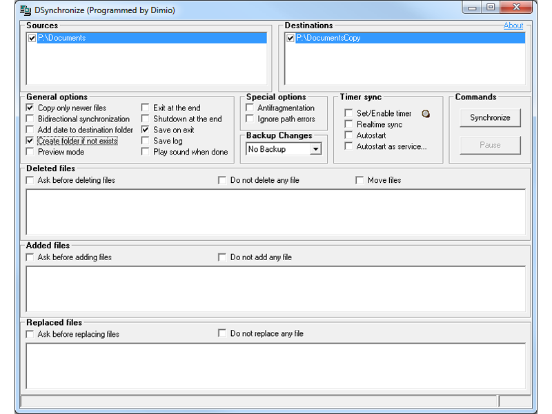 DSynchronize Portable 2.30.1