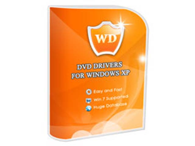 DVD Drivers For Windows XP Utility 2.3