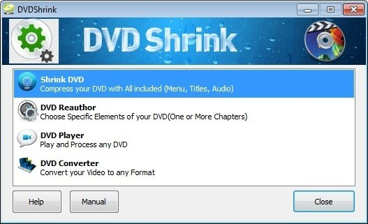 DVD Shrink 4.3