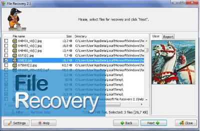 easy recovering deleted data 2.1.10
