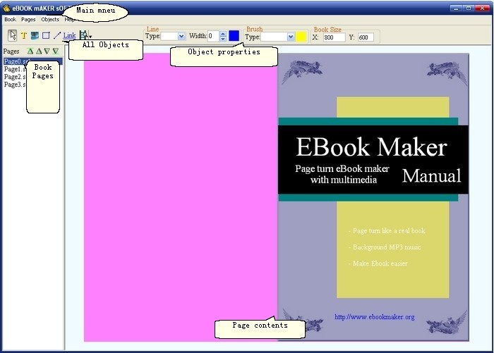 EBook Producer 1.0