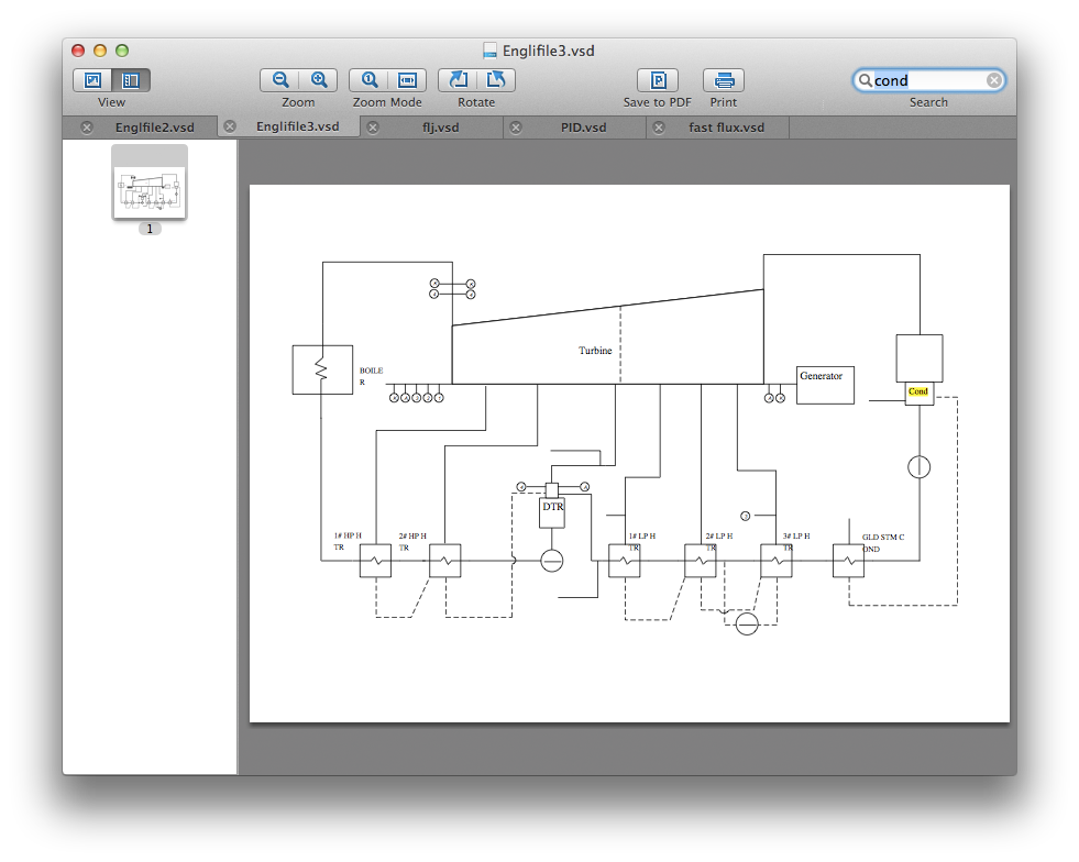 Enolsoft Visio Viewer for Mac 2.0.0