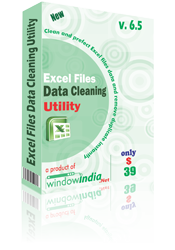 Excel Files Data Cleaning Utility 6.5.2