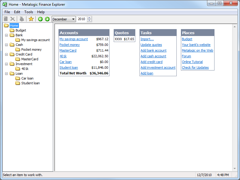 Finance Explorer Portable 5.5.1