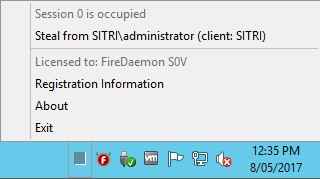 FireDaemon Session 0 Viewer 1.3.0