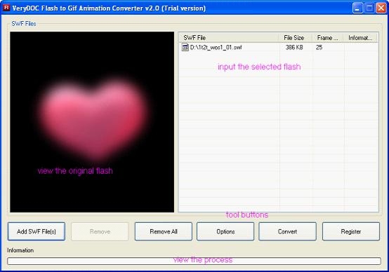 Flash to GIF Batch Converter 1.0