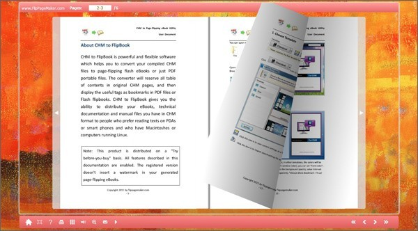 FlipPageMaker Free Flash eBook Maker 1.0.0