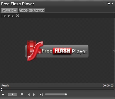 Free Flash Player (FLV Player) 5.1