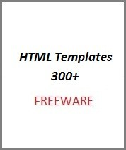 Free HTML Templates 300+ 1.1