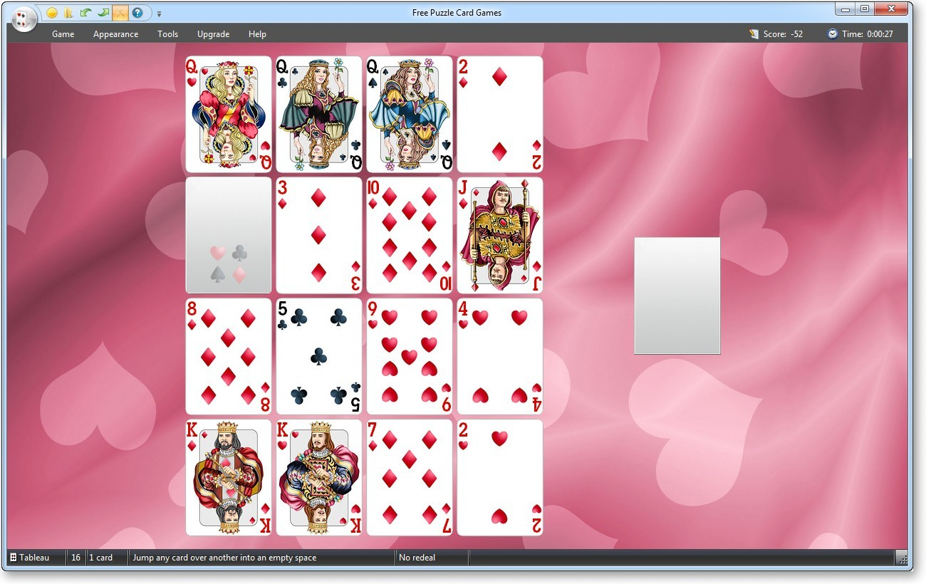 Free Puzzle Card Games 5.0