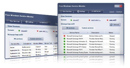 Free Windows Service Monitor 1.0.0.1