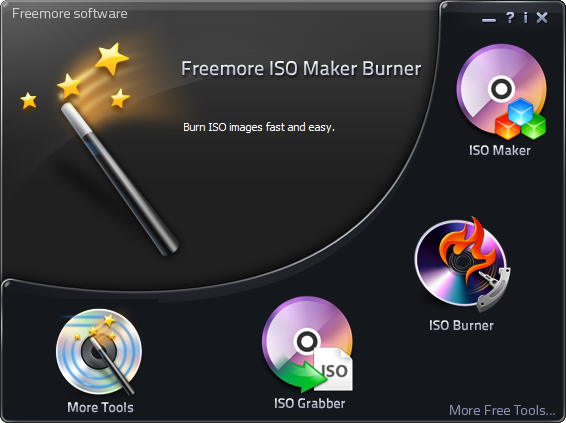 Freemore ISO Maker Burner 3.5.3
