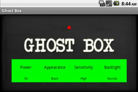 Ghost Box SPIRIT FRANK'S BOX 1.01