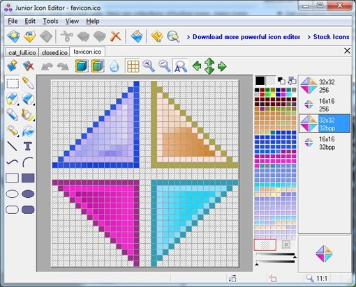 Gratis Icon Editor Para Windows 8 3.42