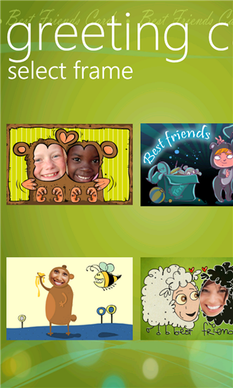 Greeting Cards for Friends 2.1.0.0