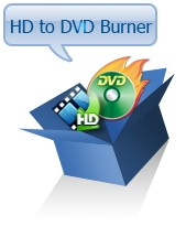 HD to DVD Burner Suite 3.0