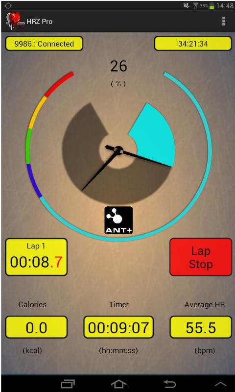 Heart Rate Zone Pro 1.00