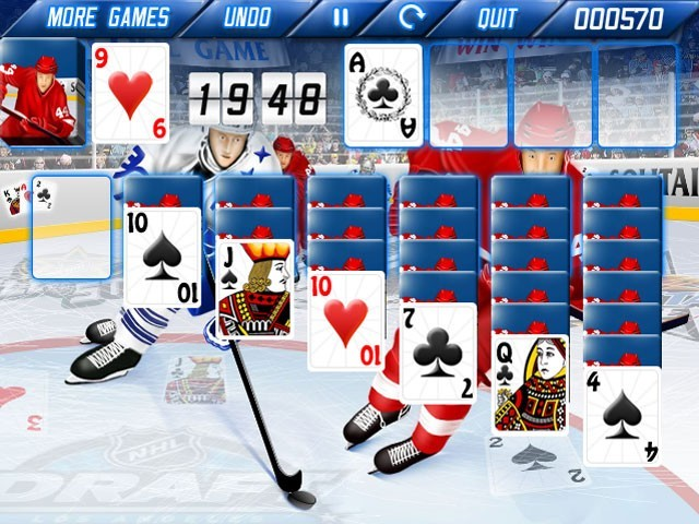 Hockey Solitaire MAC 1.0