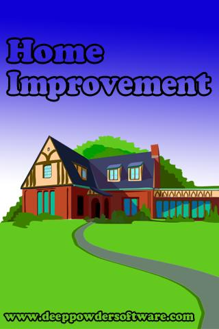 Home Improvement Guide 1.0