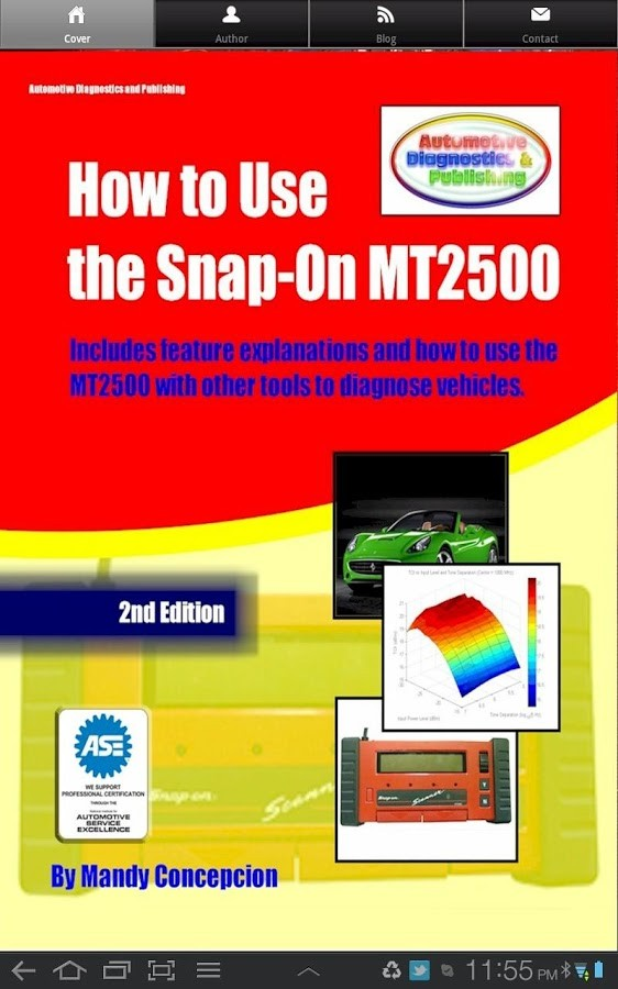 How to Use the Snap-On MT2500 1.0