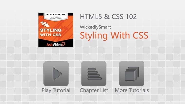 HTML5 & CSS 102 - Styling With CSS 1.0