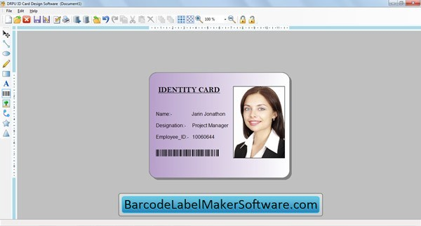 ID Cards Maker Software 8.2.0.1