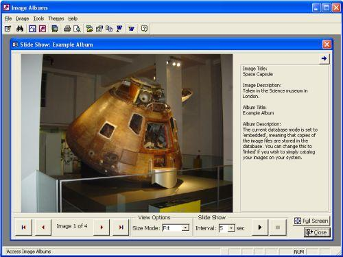 Image Albums (For Microsoft Access) 3.1