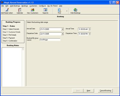iMagic Kennel Reservation 2.1