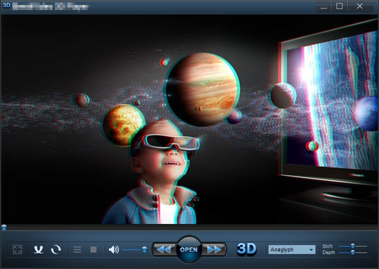 IQmango 3D Video Player 3.4.5